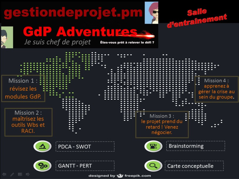GdP Adventures